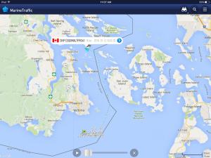 Ottawa track map 1