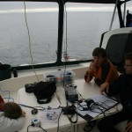 Hydrophone test-Sept 13th-Scott and Dave