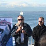 Ken Balcomb speaking
